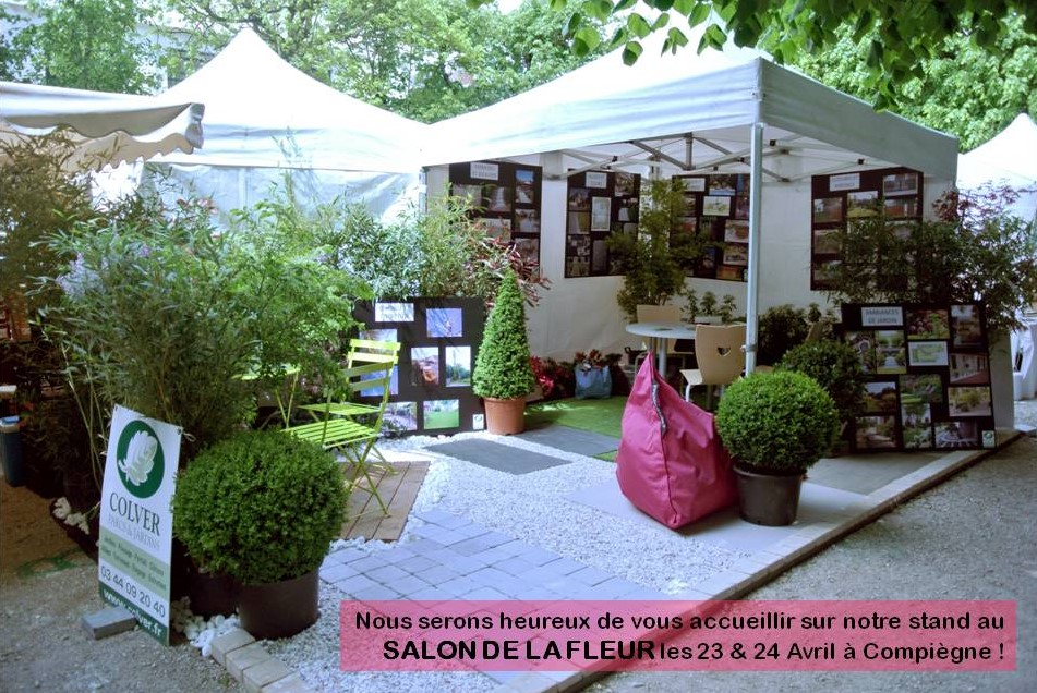 Salon de la fleur les 23 24 avril compi gne for Salon de la photo 2016