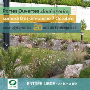Flyer actu web photo en avant - portes ouvertes Colver 2018