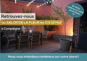 Salon de la fleur compiegne 2019